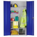 PPE Clothing & Equipment Cabinet